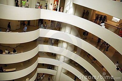 Guggenheim Editorial Photo