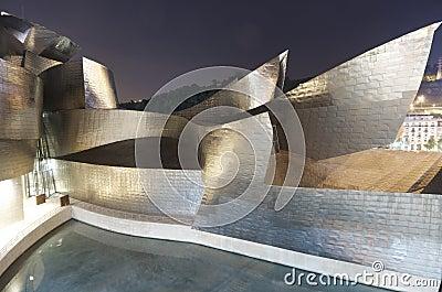 Guggenheim Editorial Stock Photo