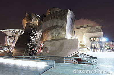 Guggenheim Editorial Image