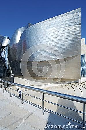 Guggenheim Editorial Photo