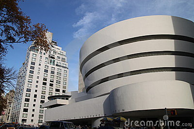 Guggenheim Gallery Editorial Photo
