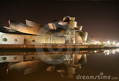 Guggenheim Museum Stock Photos - Image: 23499803