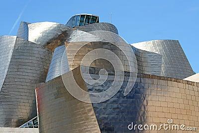 Guggenheim Museum Editorial Stock Image