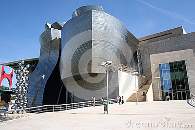 Guggenheim Museum Editorial Image