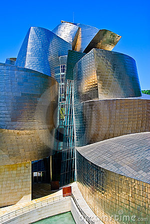 Free Guggenheim Museum Bilbao, Spain Stock Photography - 16793312