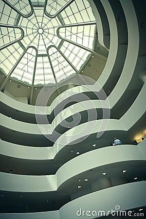 Guggenheim, New York Editorial Image