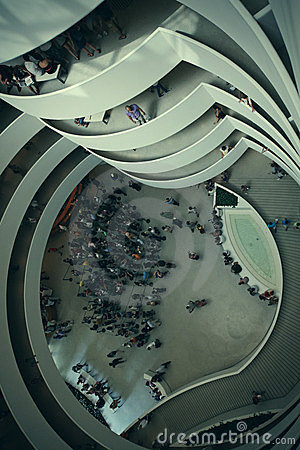 Guggenheim, New York Editorial Photography