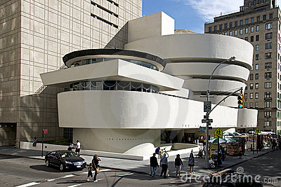 The Guggenheim, New York City Editorial Photo