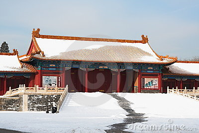 GuGong (Forbidden City, Zijincheng) Editorial Photo