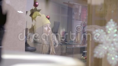 Guiado pela janela Loja vídeos de arquivo