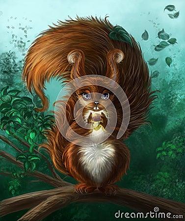 Guick squirrel