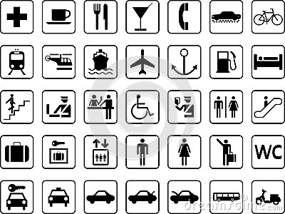 Guide icons