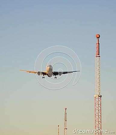 Guided Landing