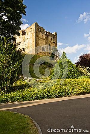 Guildford castle. Surrey