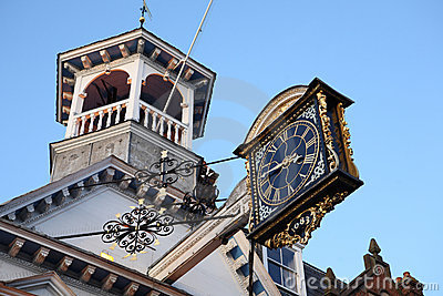 Guildford Clock