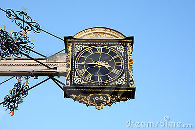 Guildford Clock, UK
