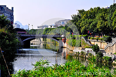 Guilin Landscape 013 Editorial Photography