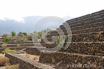 Guimar pyramids 3