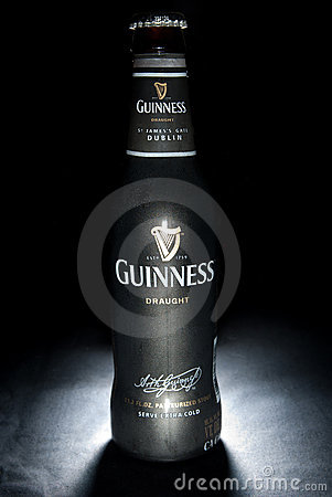 Guinness Editorial Stock Photo