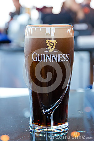 Free Guinness Dublin Royalty Free Stock Photo - 40478155