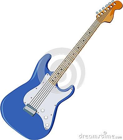 Free Guitar 02 Stock Image - 1341771