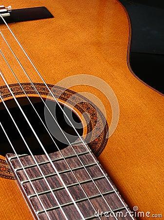 Free Guitar Royalty Free Stock Image - 4186