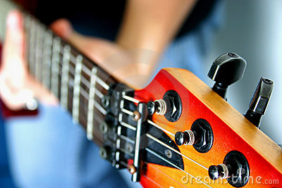Guitar 1 Stock Photography - Image: 947522