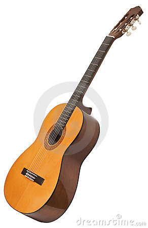 Free Guitar Royalty Free Stock Image - 11442626