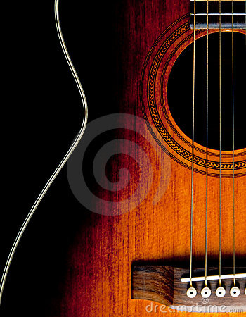 Free Guitar Royalty Free Stock Photography - 12281027