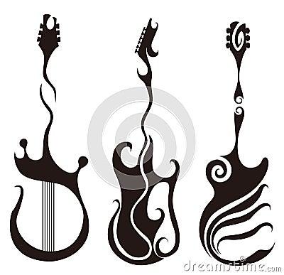 Free Guitar Royalty Free Stock Photo - 13506215