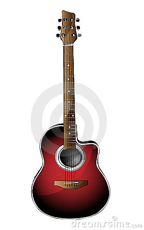 Free Guitar Stock Photography - 4106772