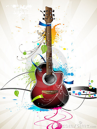 Free Guitar Stock Photos - 4107073