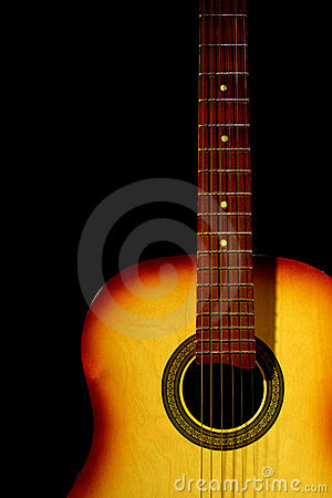 Free Guitar Stock Photo - 5044400