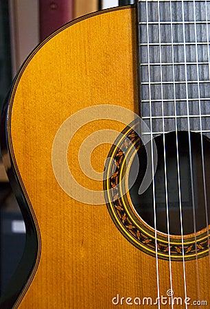 Free Guitar Stock Image - 5072281