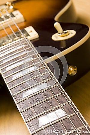 Free Guitar Royalty Free Stock Image - 7580336
