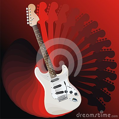 Free Guitar Stock Images - 9974764