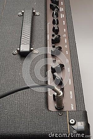 Guitar Amp Controls