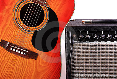 Guitar and the amplifier - 2