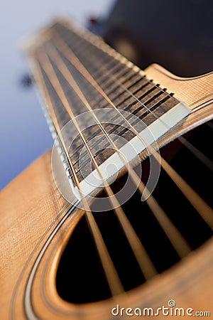 Guitar on Angle