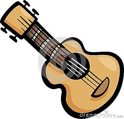 guitar clip art cartoon illustration stock images image