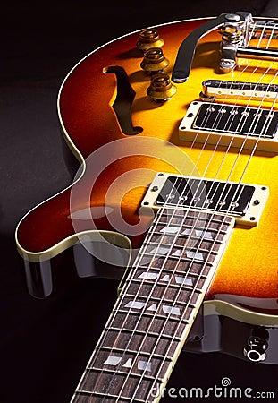 Free Guitar Closeup Stock Photo - 1160630