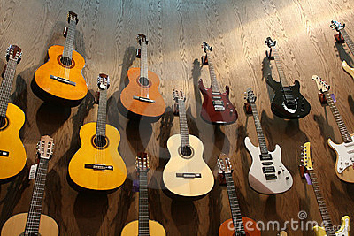 Guitar Display