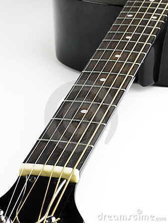 Free Guitar Fret Royalty Free Stock Photography - 19161197