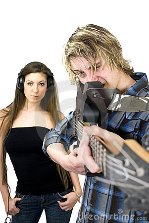 Guitar Gun