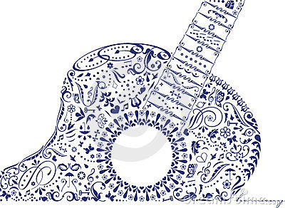 Guitar with Harmony