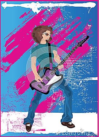 Guitar Hero Afro