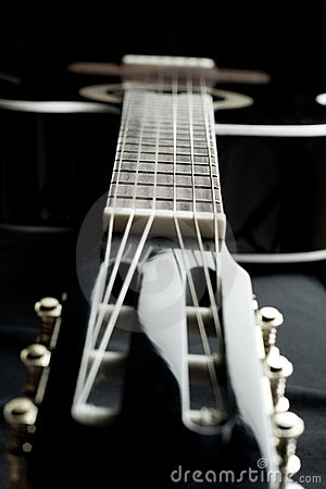 Free Guitar In Perspective Stock Photo - 8215840