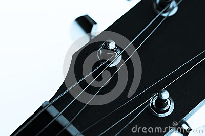 Guitar Machine Heads and Strings
