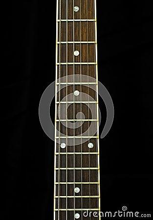 Free Guitar Neck Stock Image - 14681821
