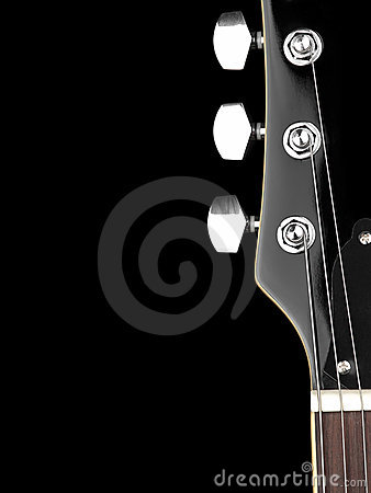 Free Guitar Neck Stock Photos - 17877343